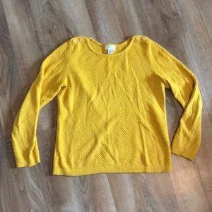 Loft Quarter Sleeve Sweater